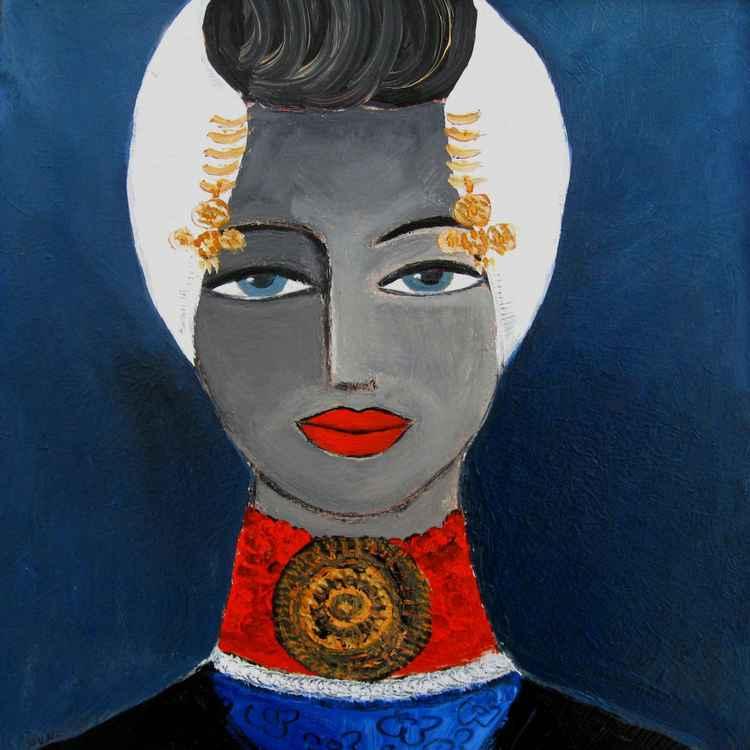 Zeeuws meisje (Zeelandic girl)