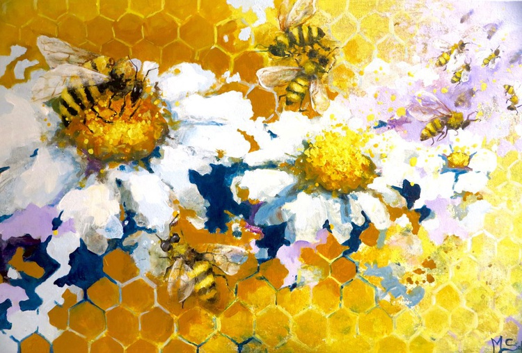 God save the bees - Image 0