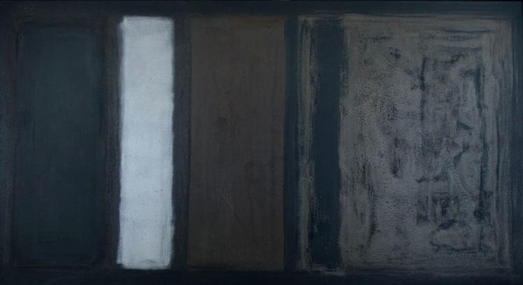 SOLD/ ABSTRACT ART/Rothko I - Image 0