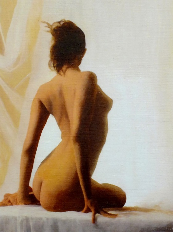 Nude in Light - Image 0