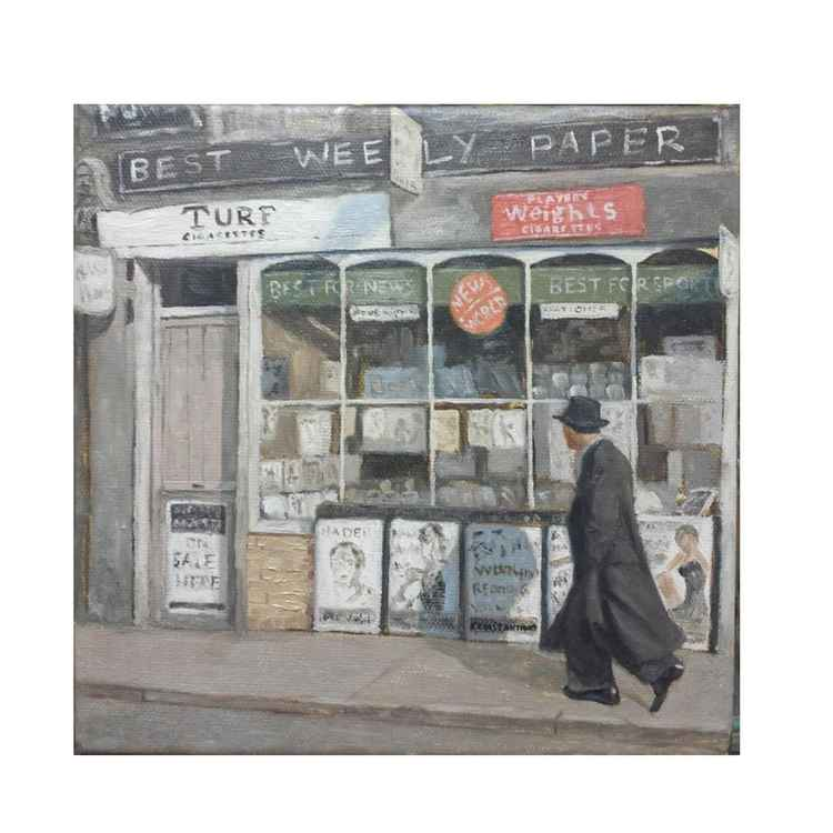 Moments back in time - Tobacco & News Shop