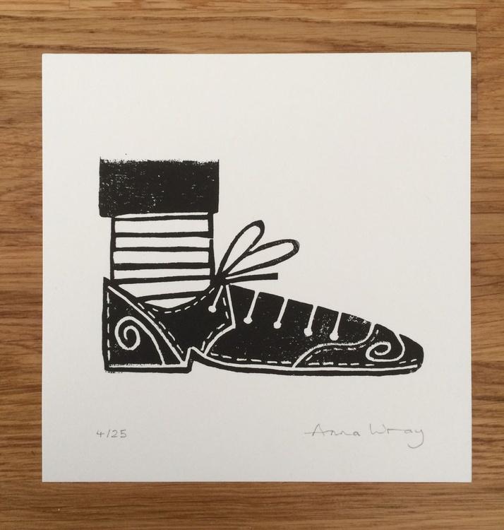 Good Shoes Mini Print - Image 0