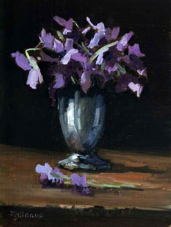 Bouquet of Violets