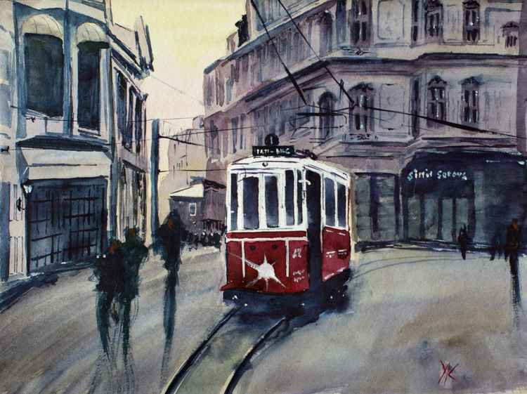 Tram Nr.1 -