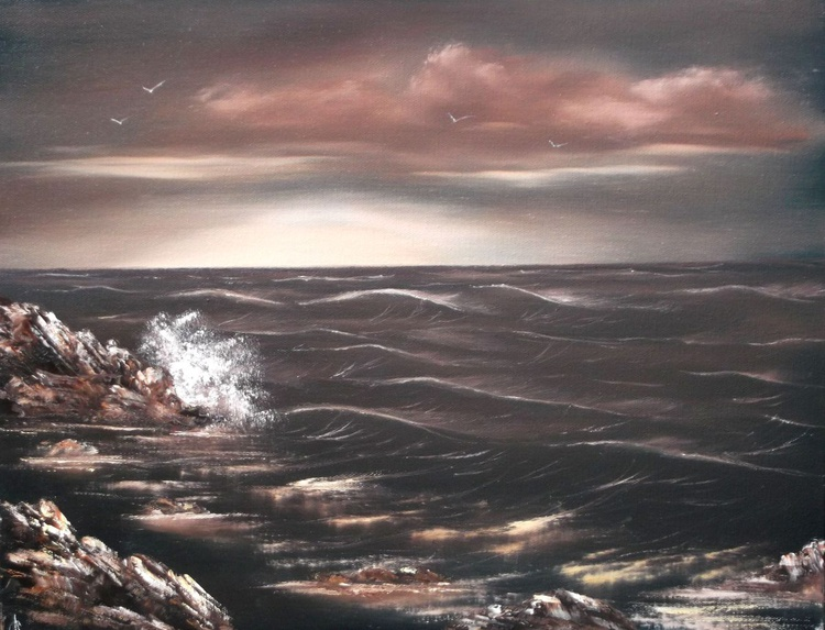 Sepia Seas. - Image 0