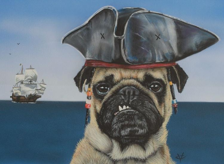 Pirate Pug - Image 0