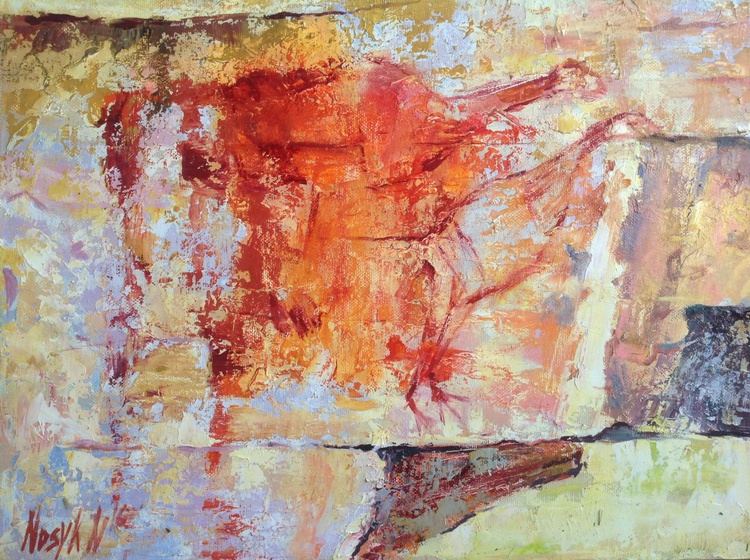 Ancient stone birds - Image 0