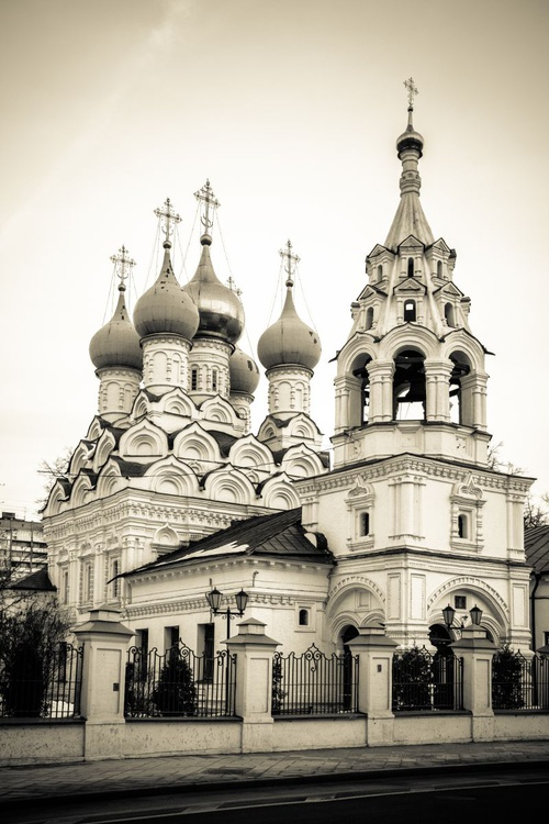 Temple of St. Nicholas in Pyzhi - Image 0