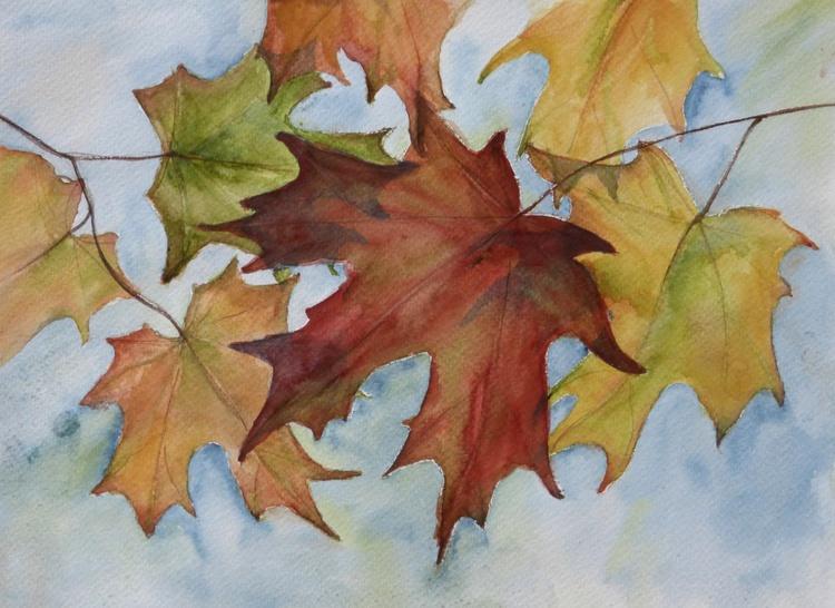 Earth Leaves #4 - Image 0