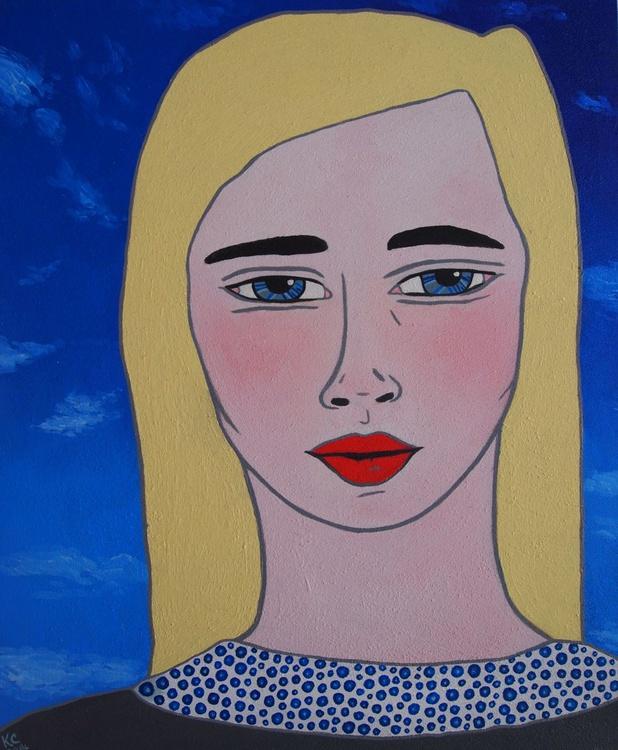 Blonde Portrait - Image 0