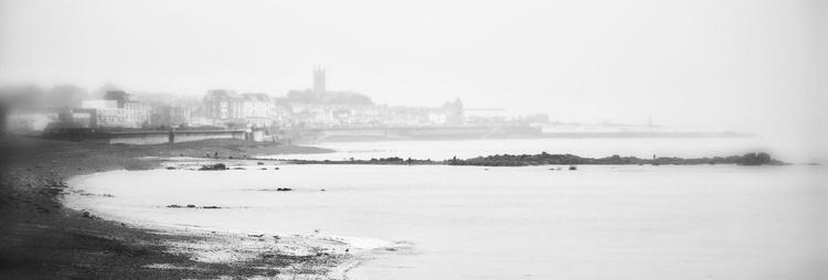Penzance through the mist - Image 0