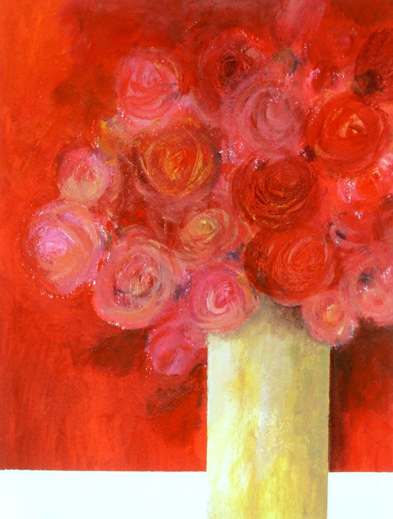 Red Bouquet - Image 0