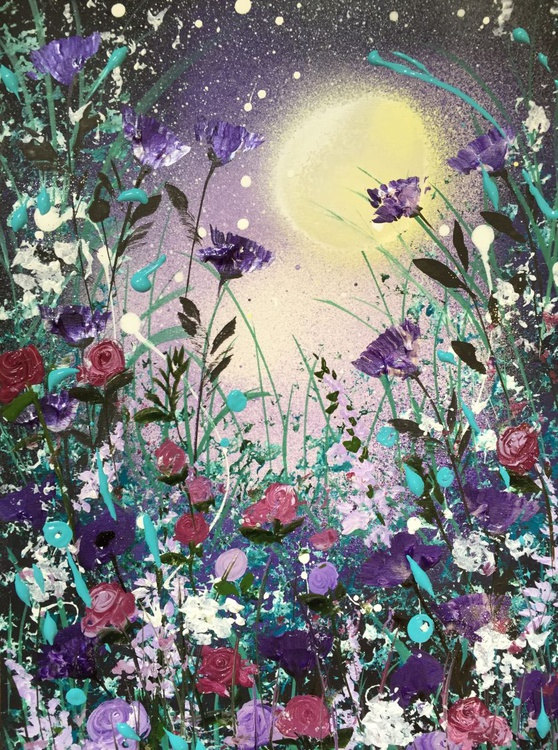 Magical moonlight sparkle - Image 0