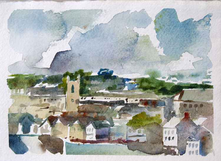 Church View St Ives, Cornwall -