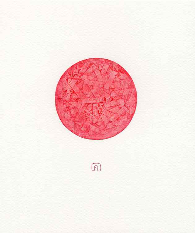 THE CIRCLE D88 N°01