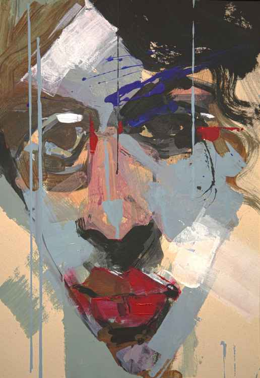 Face 09 -