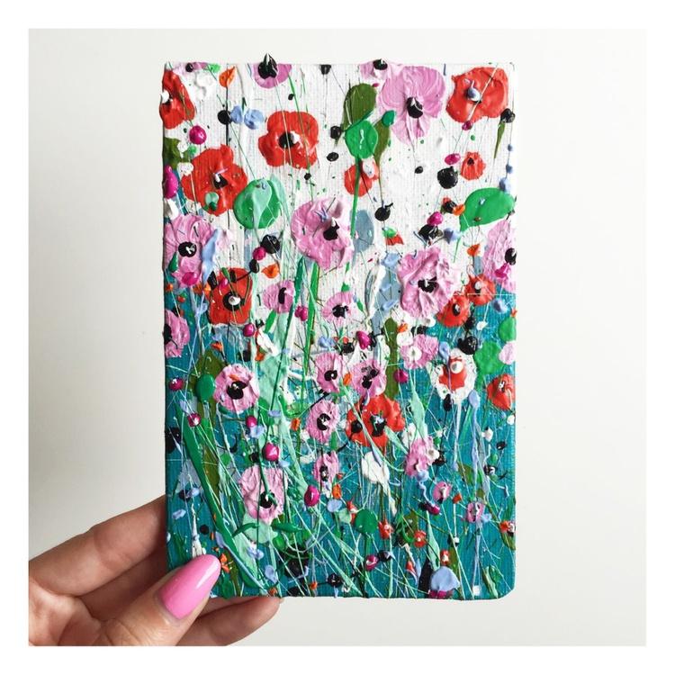 Wild Floral Pop - Image 0