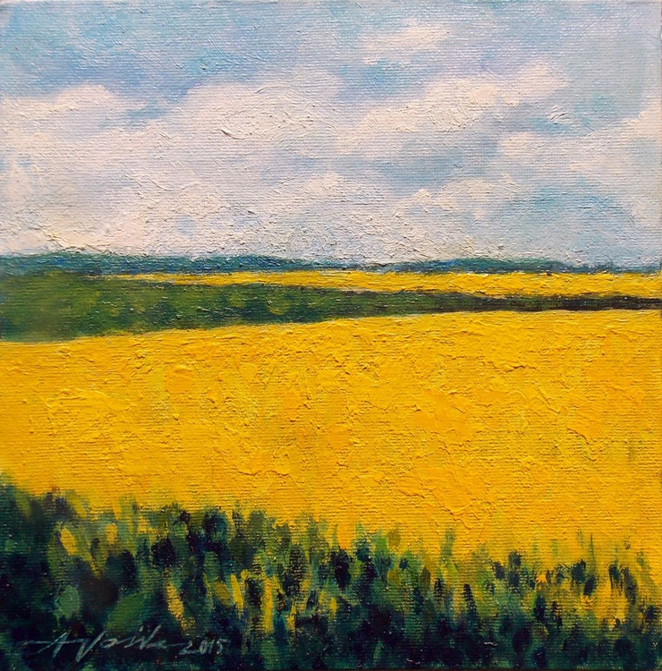 Yellow Fields - Image 0