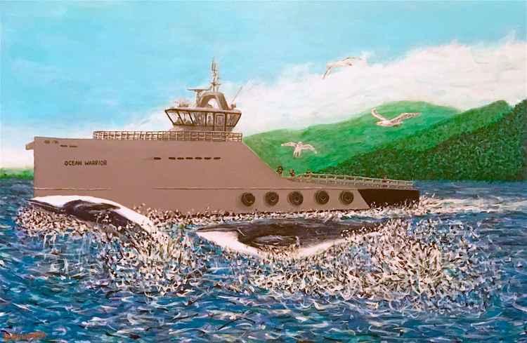 Ocean Warrior -