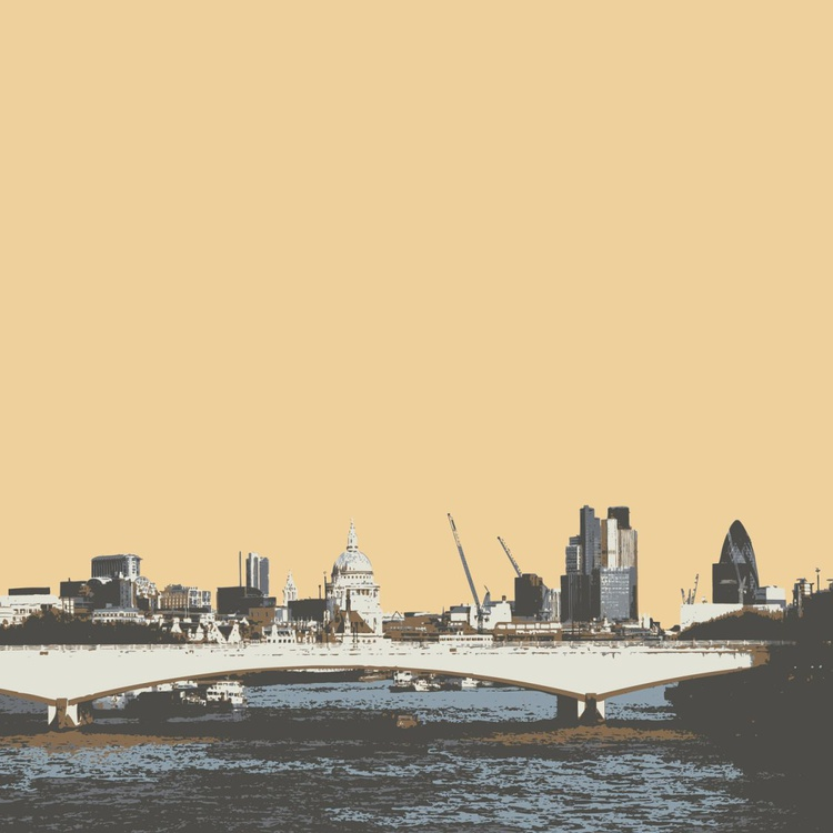 LONDON ON THE THAMES #2 - Image 0