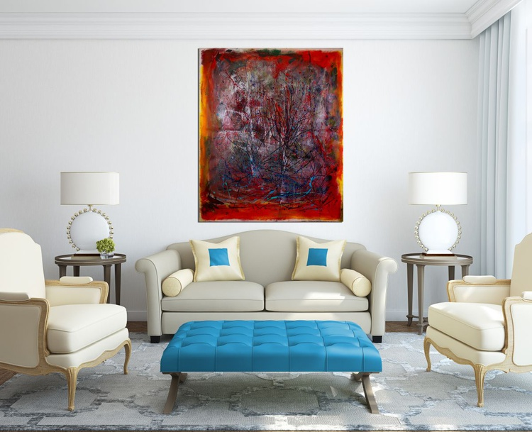 Abstract Allure - Massive Statement Work! - Image 0