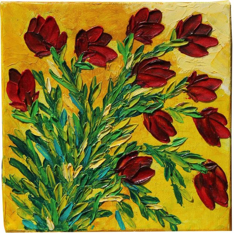 Red Tulip - Image 0