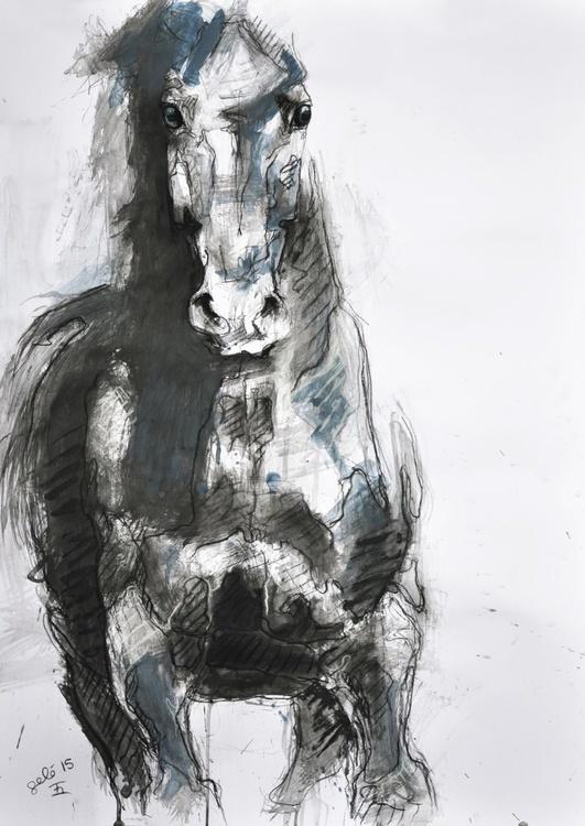 Equine Nude 2p - Image 0