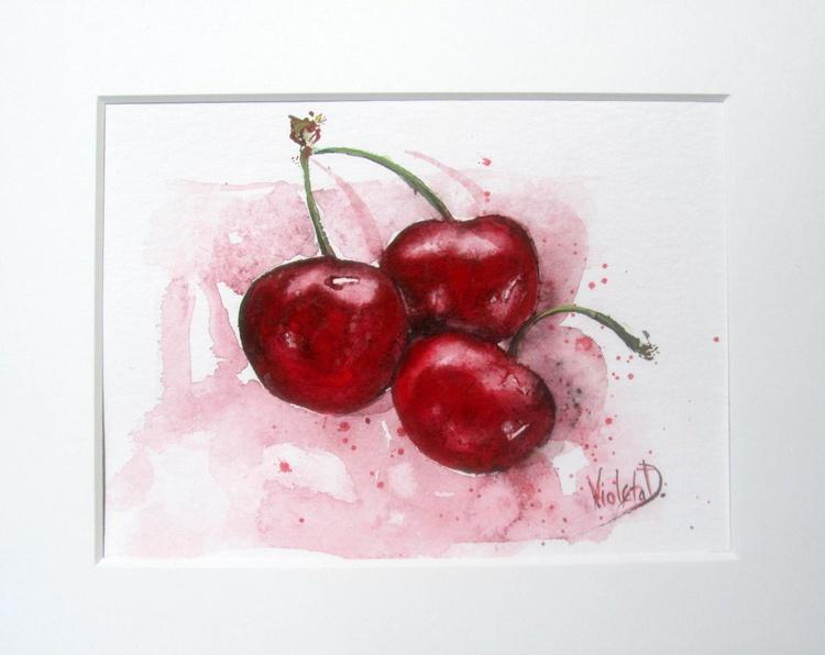 Sweet cherries anthocyanins - Image 0