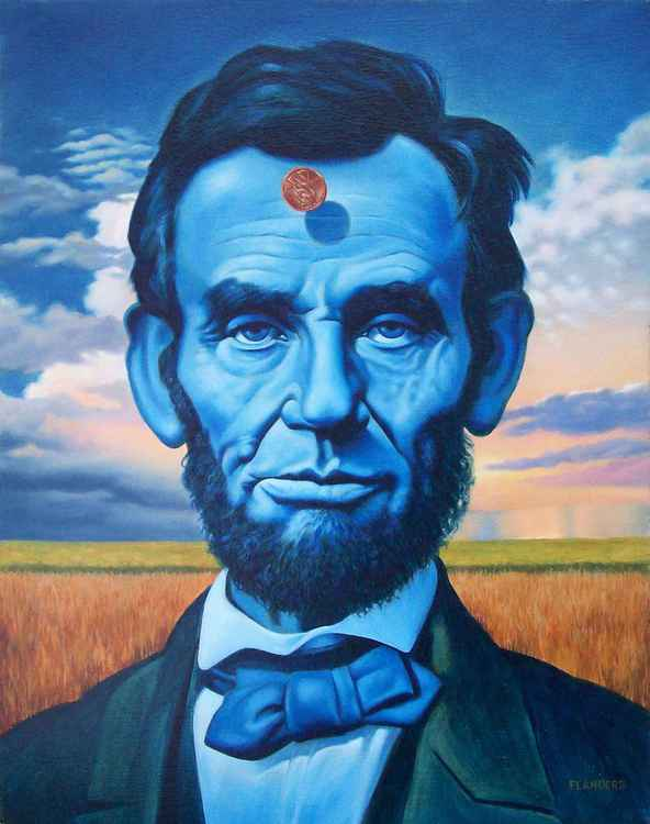 The Blue Lincoln -