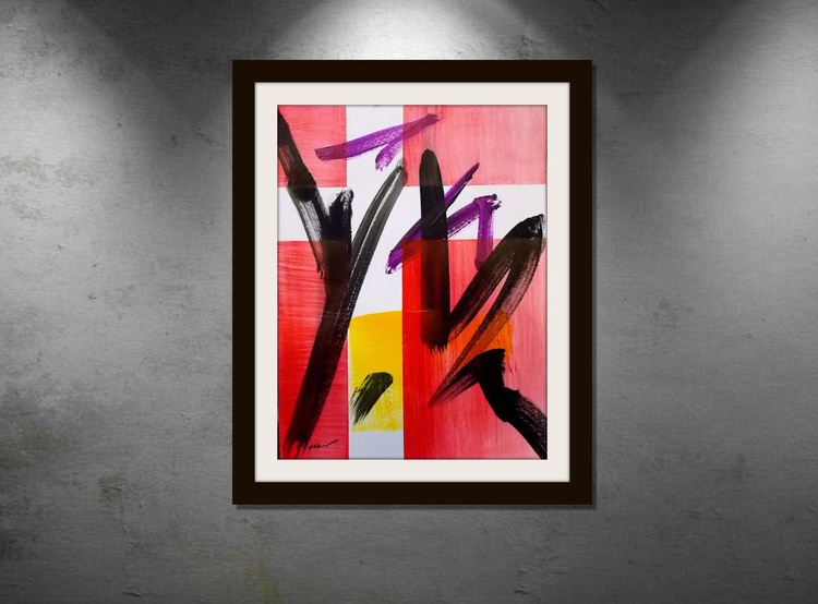 Abstract Study 102 - Image 0