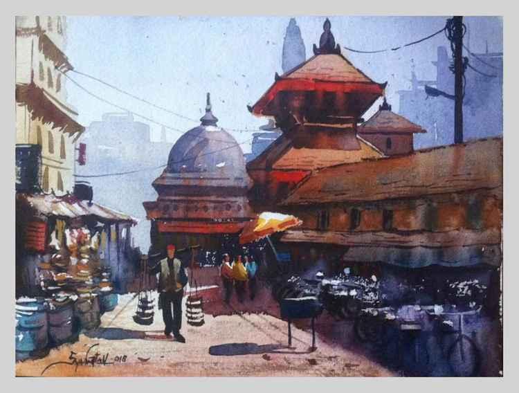 market -