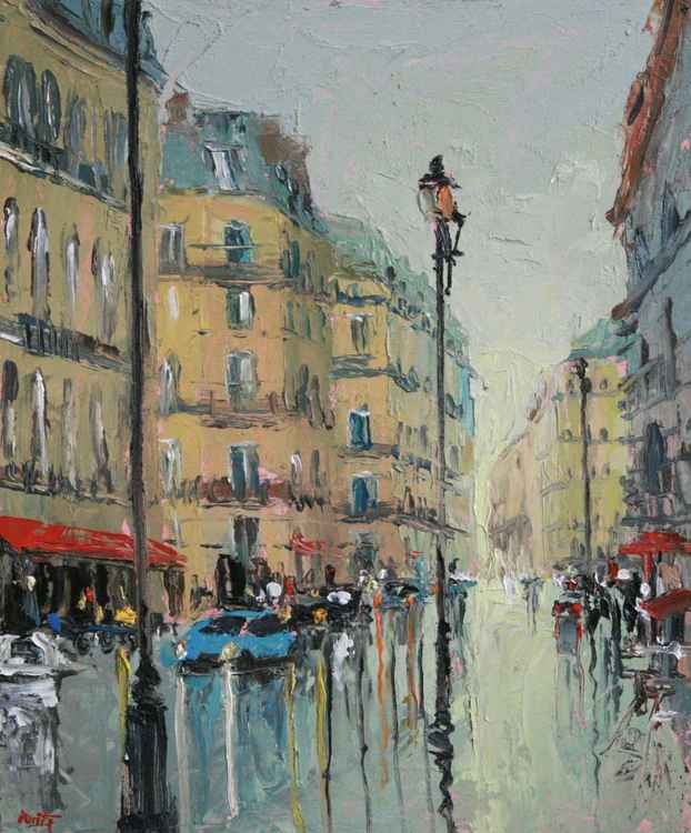 Paris, going to the Opera