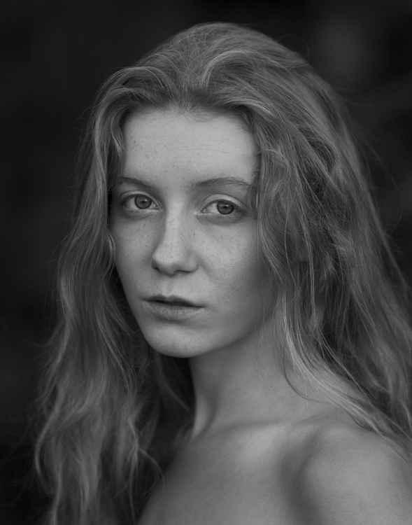 Lulu Lockhart - Outdoor Portrait - A1 -