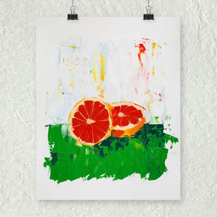 Like Shoving a Grapefruit in Your Face - Image 0