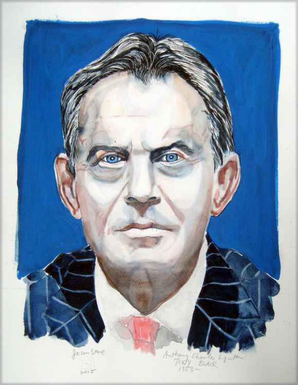 TONY BLAIR -