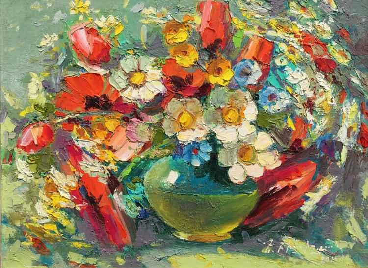 Wild Flowers #1