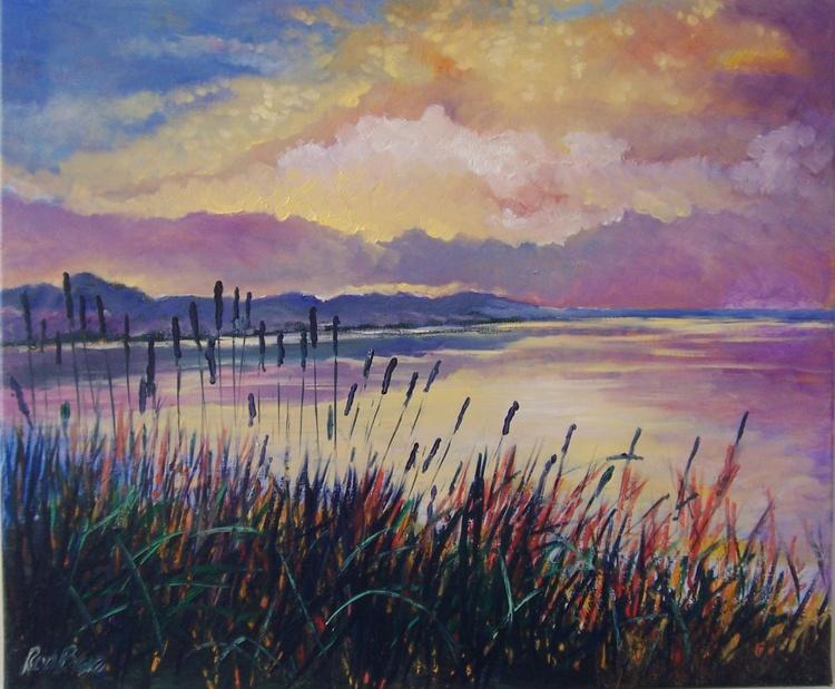 Sunlight through the reeds 3 - Image 0