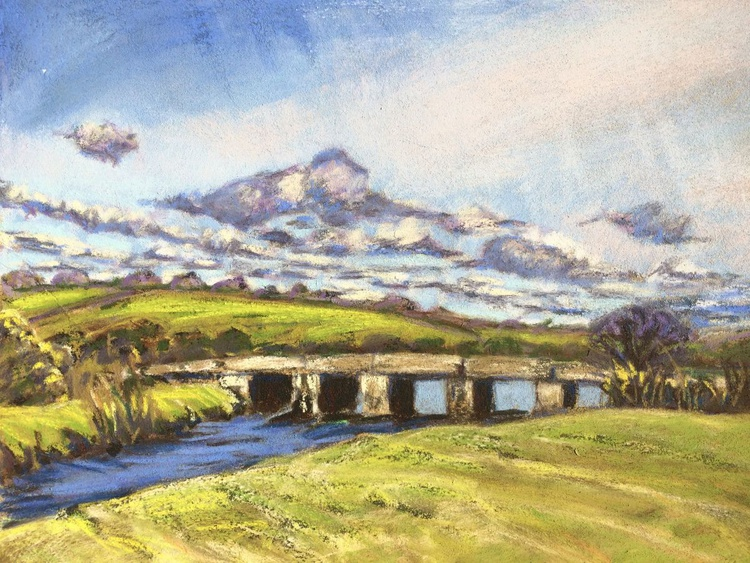 Delphi Bridge on Bodmin moor - Image 0