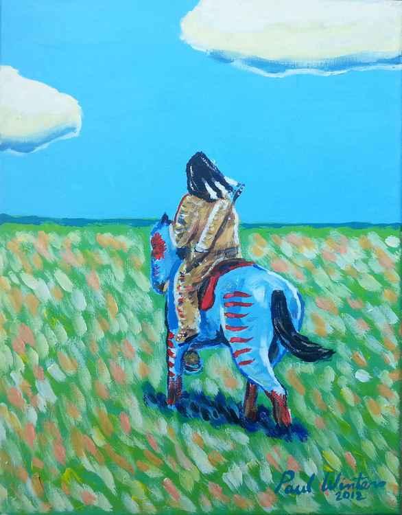 Blue Pony -