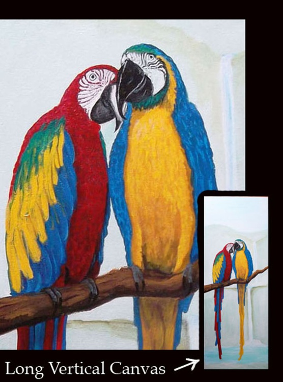 """Love Birds"" - Image 0"