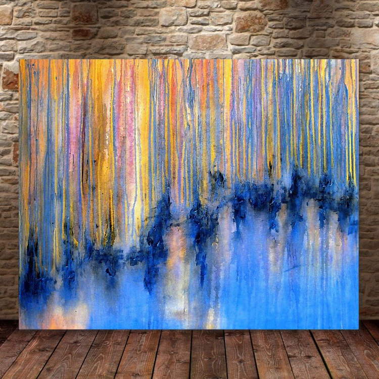 The Emotional Creation #21, 100 x 80 cm - 40 x 32 in - Image 0
