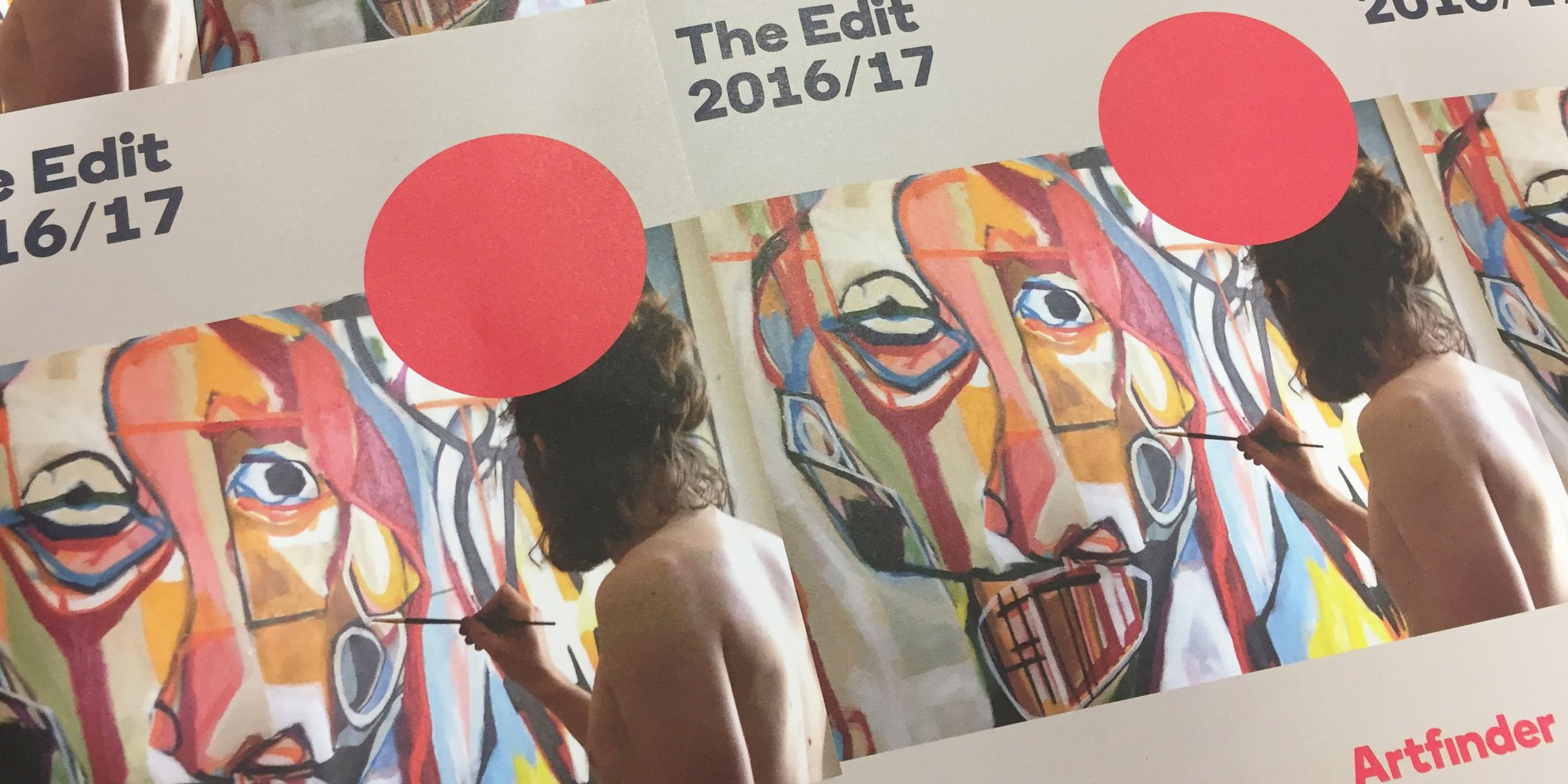 The new look Artfinder Catalogue A.K.A. The Edit 2016/17 is here.