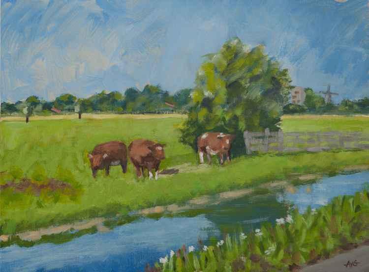 Dutch Landscape II