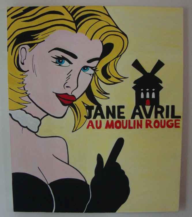 Jane Avril -