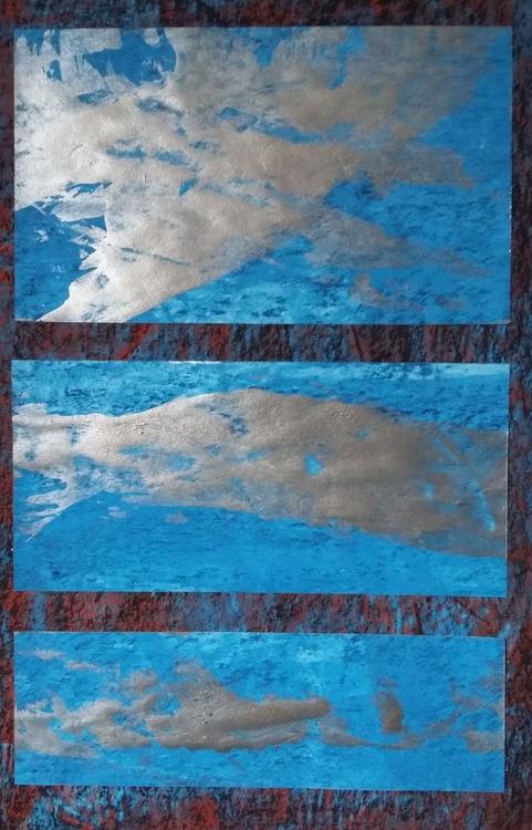 Silver Metabolic Sky - Image 0