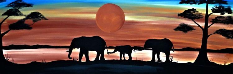An Elephants Bliss - Image 0