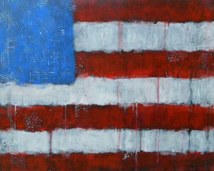 Red, White and Blue - Image 0
