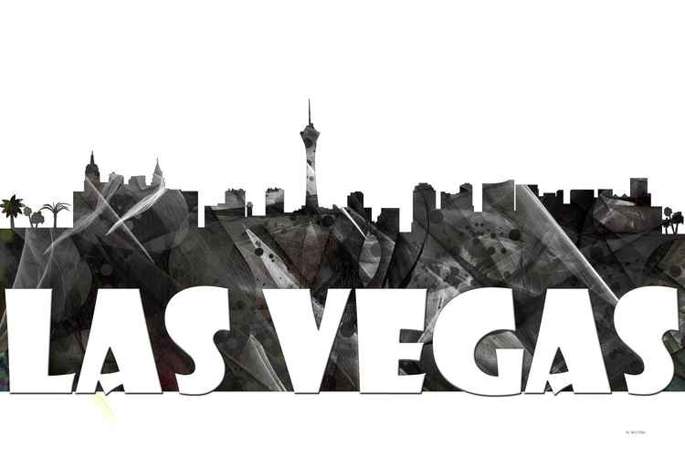 Las Vegas Skyline BG2 -