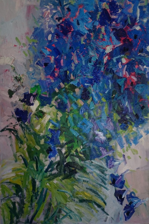 Blue bunch - Image 0