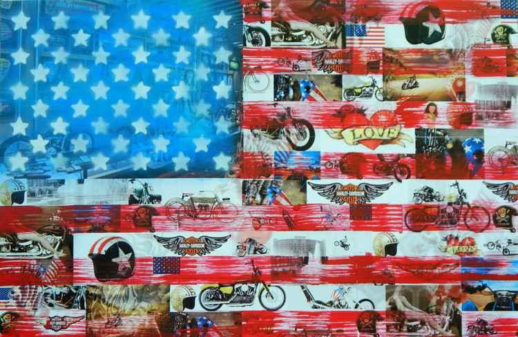 Cover Art No. 7 - Flag No. 2